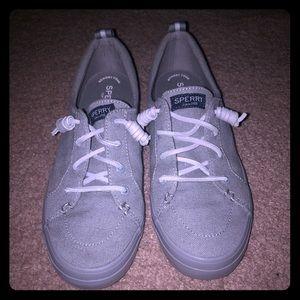Gray Sperrys